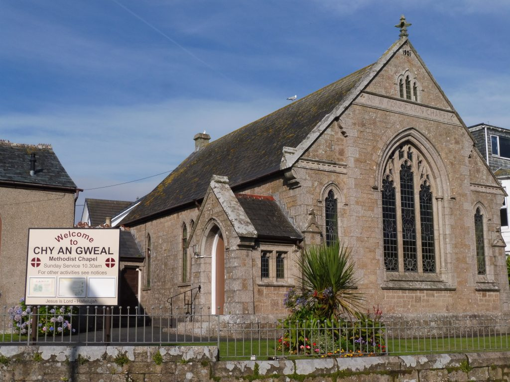 Chy an Gweal Methodist Church
