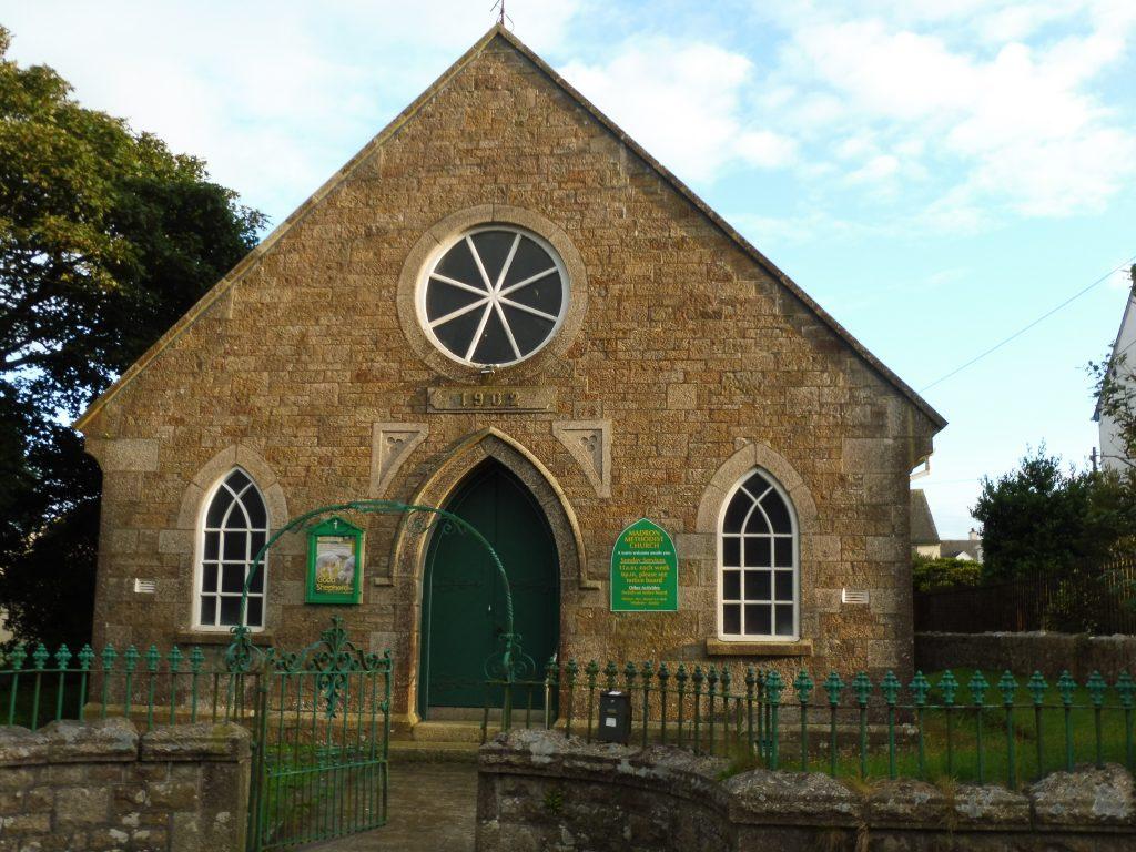 Madron Methodist Church
