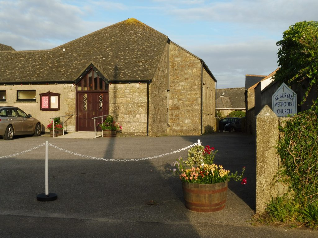St Buryan Methodist Church