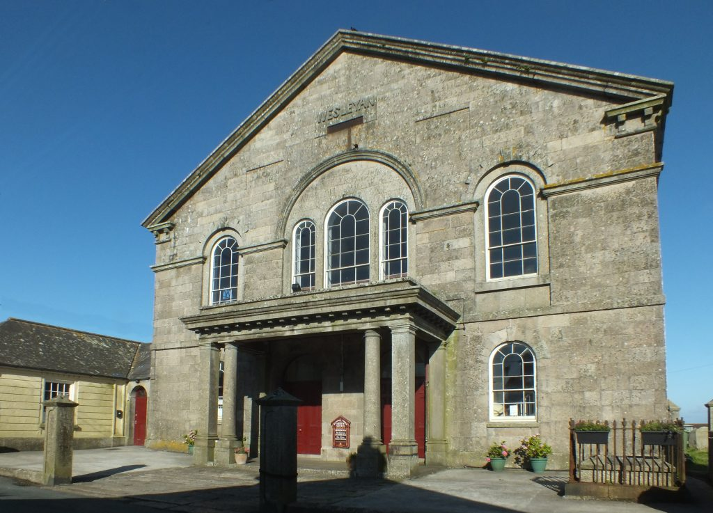 St Just Methodist Church